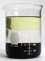 Demonstrating liquid density
