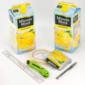 Milk Carton Periscope Materials