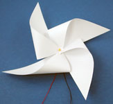 Pinwheel Wind Turbine