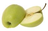 A Sliced Apple
