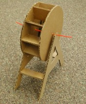 Make a Water Wheel