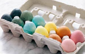 Make Your Own Natural Egg Dye