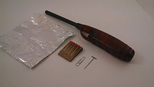 Paper Match Rocket Supplies