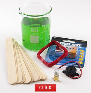 salt water circuit kit