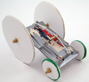 Mousetrap-Powered Car