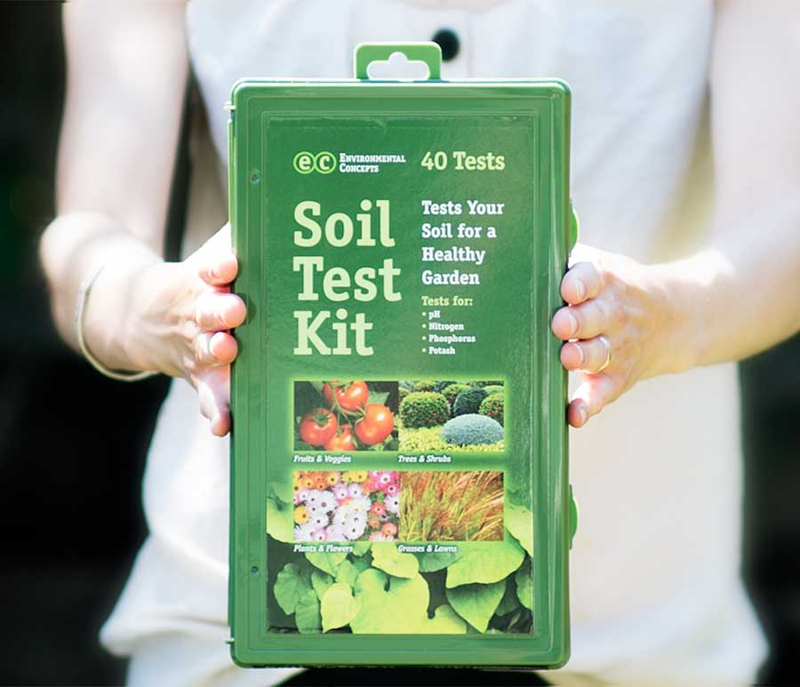 soil test kit for environmental studies